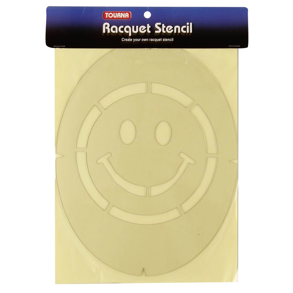 Tourna Fun Smile Logoschablone Logoschablone Größe: nosize SMILE-S