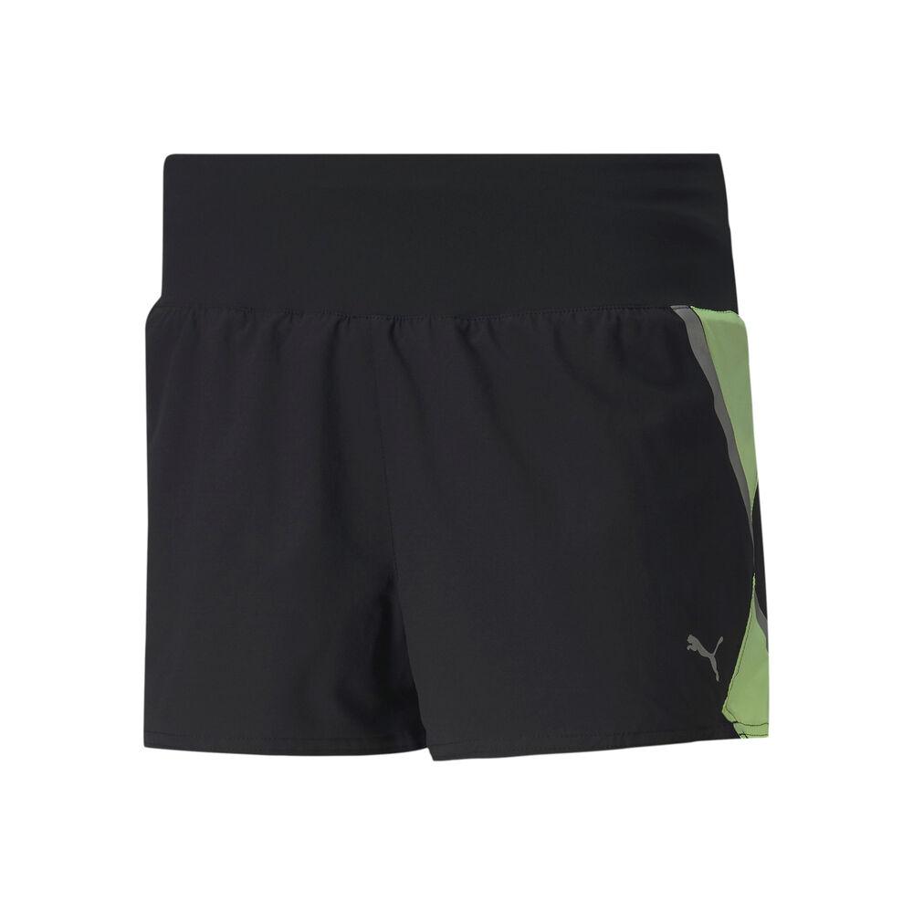 Puma Run Woven 3` Shorts Damen