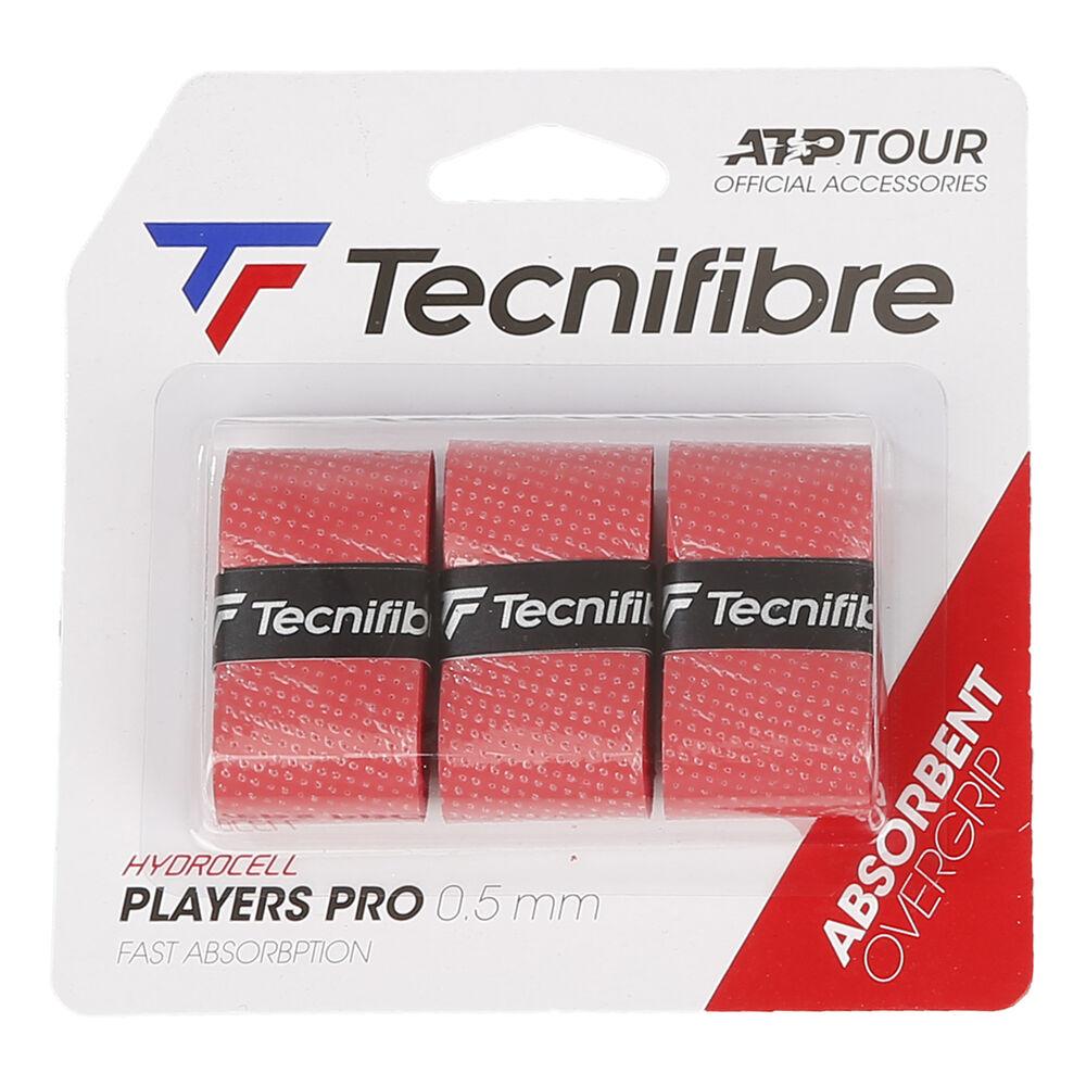 Tecnifibre Players Pro 3er Pack Tennisovergrip Größe: nosize 52ATPPLARD