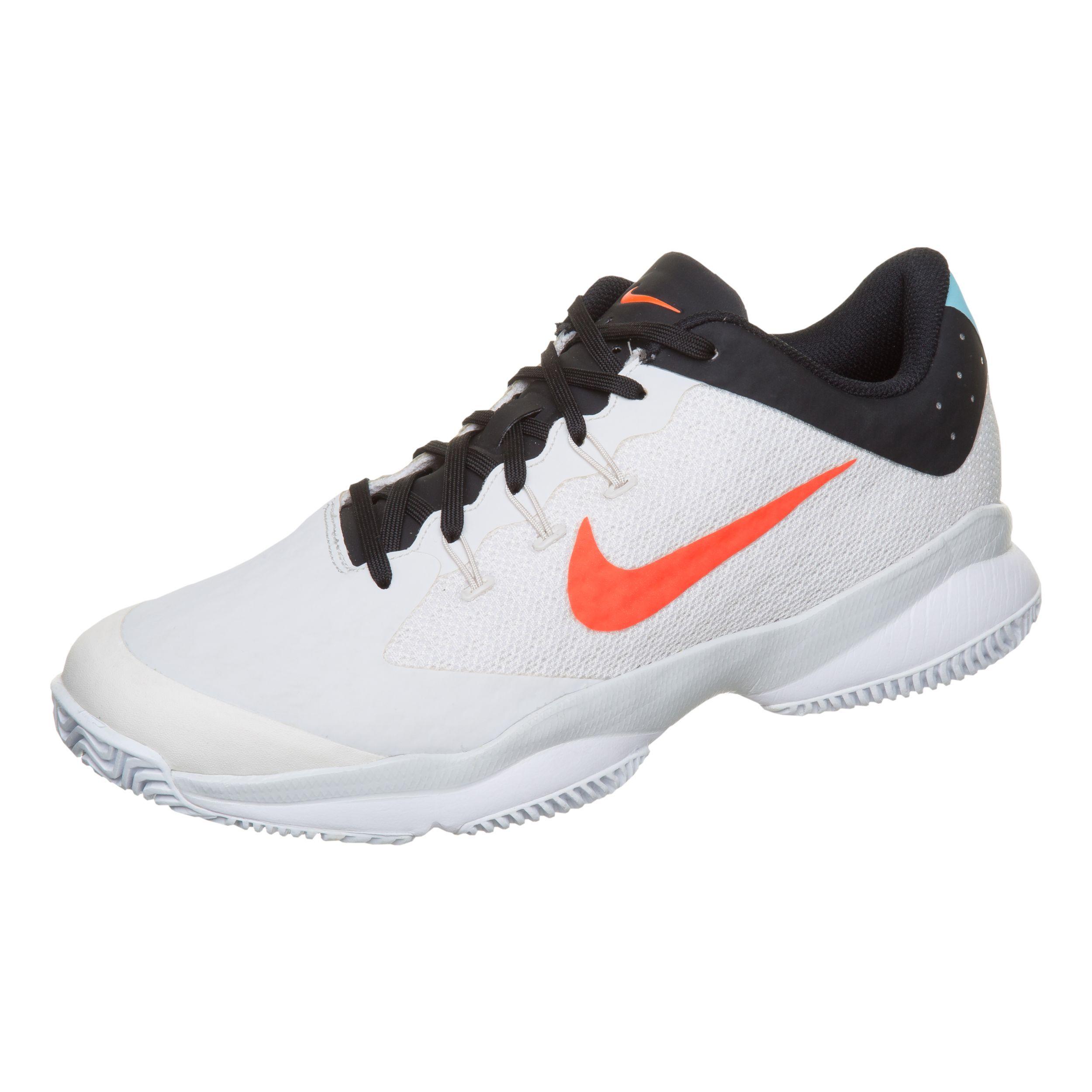 Nike Air Zoom Ultra Allcourtschuh Herren Weiß, Schwarz