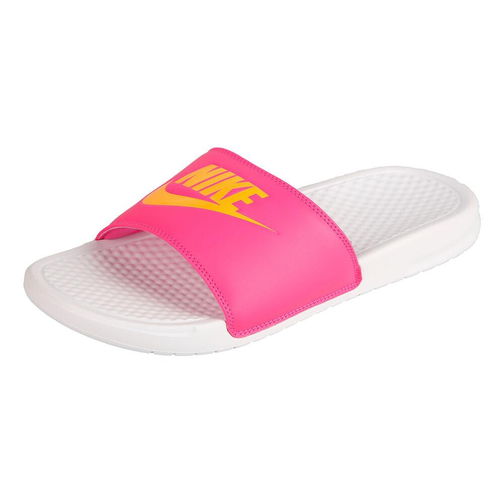 Nike Benassi Just Do It Badelatschen Damen Badelatschen Größe: 38 343881-109
