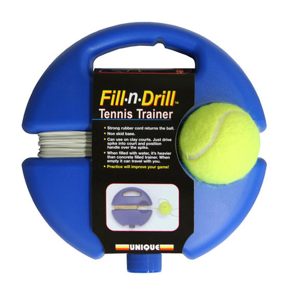 Tourna Fill & Drill Tennis-Trainingsgerät Tennis-Trainingsgerät Größe: nosize