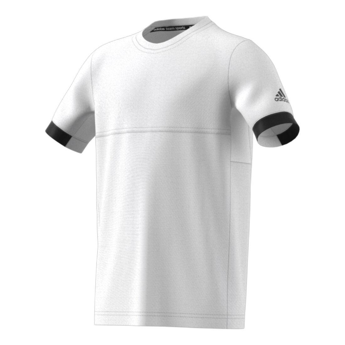 adidas Climacool T16 T Shirt Jungen Weiß, Schwarz online