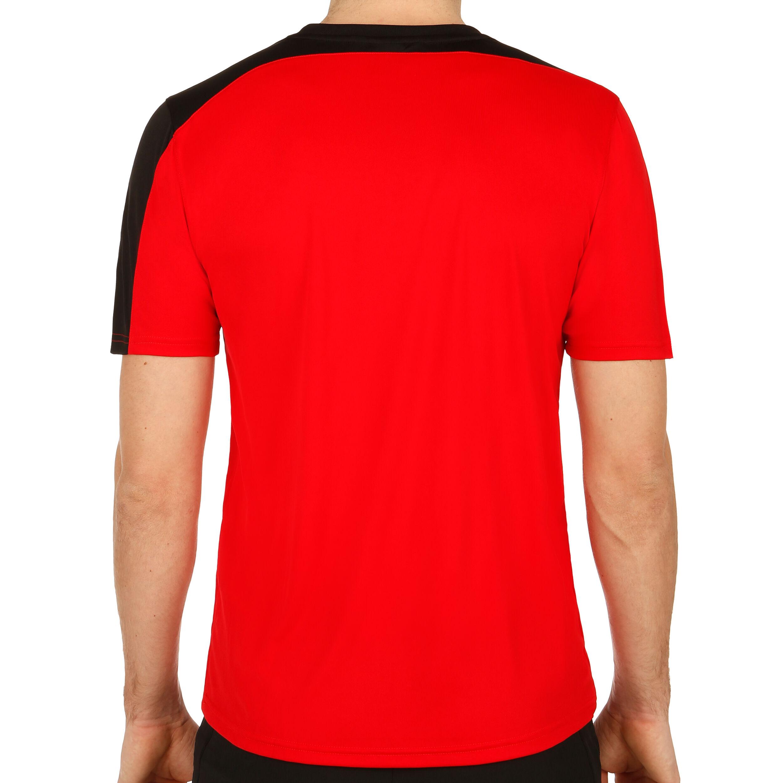 Erima Club 1900 T Shirt Herren Rot, Schwarz online kaufen