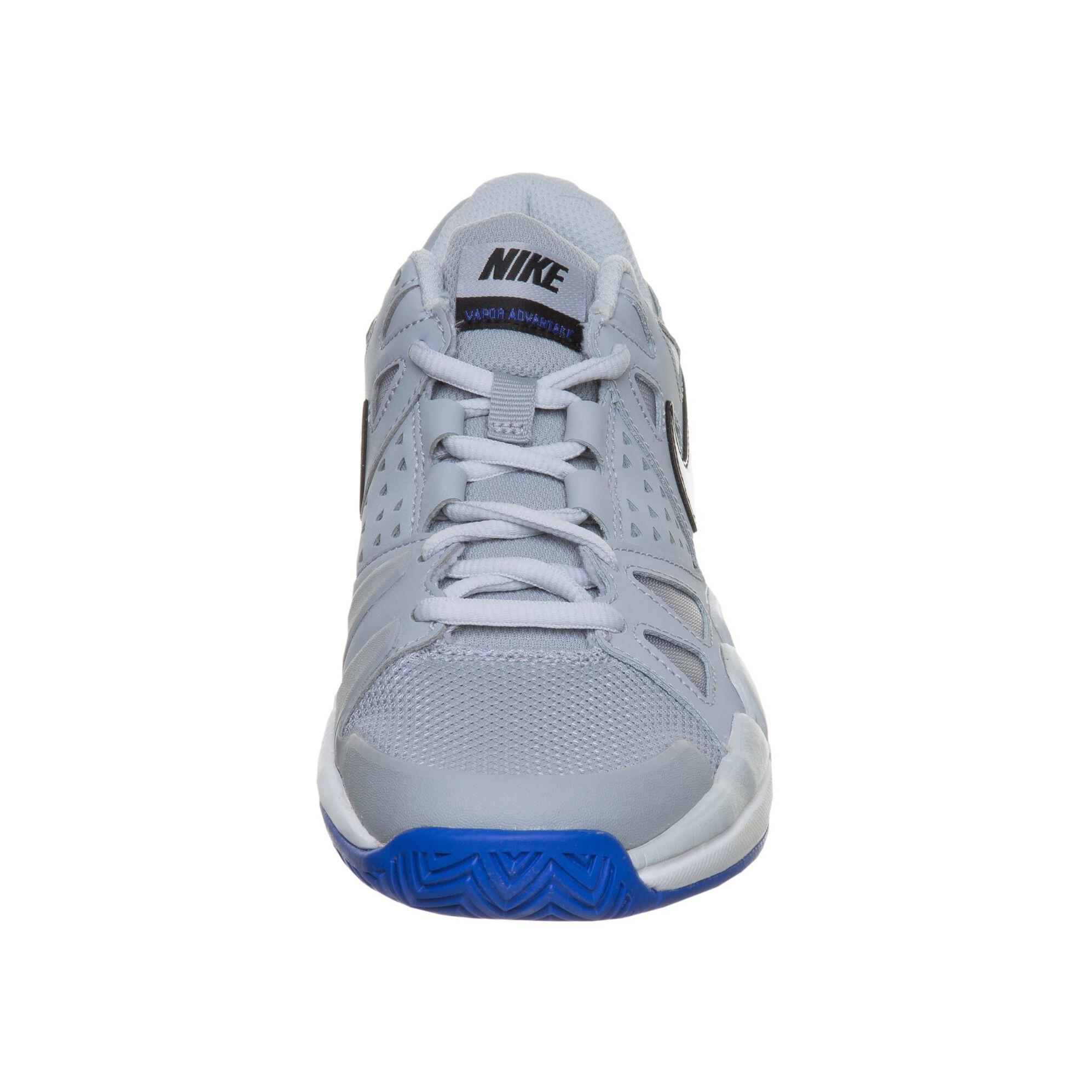 Nike Air Vapor Advantage Leather Allcourtschuh Kinder Weiß