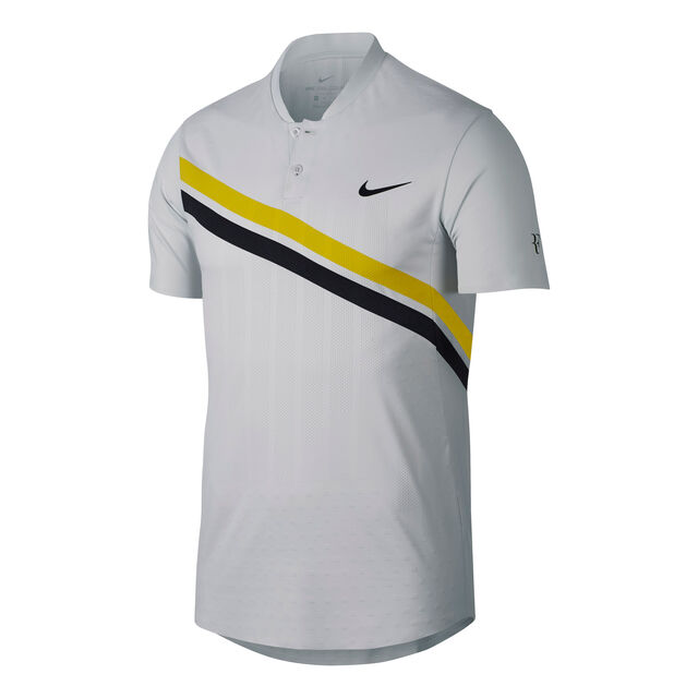 Court Zonal Cooling Roger Federer Advantage Polo Men