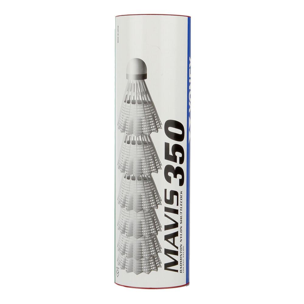 Yonex Mavis 350 Fast Badmintonbälle Größe: nosize Mavis350fast6