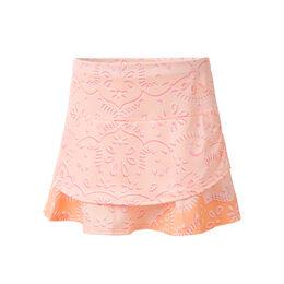 Eyelet Go Ruched Skirt Girls