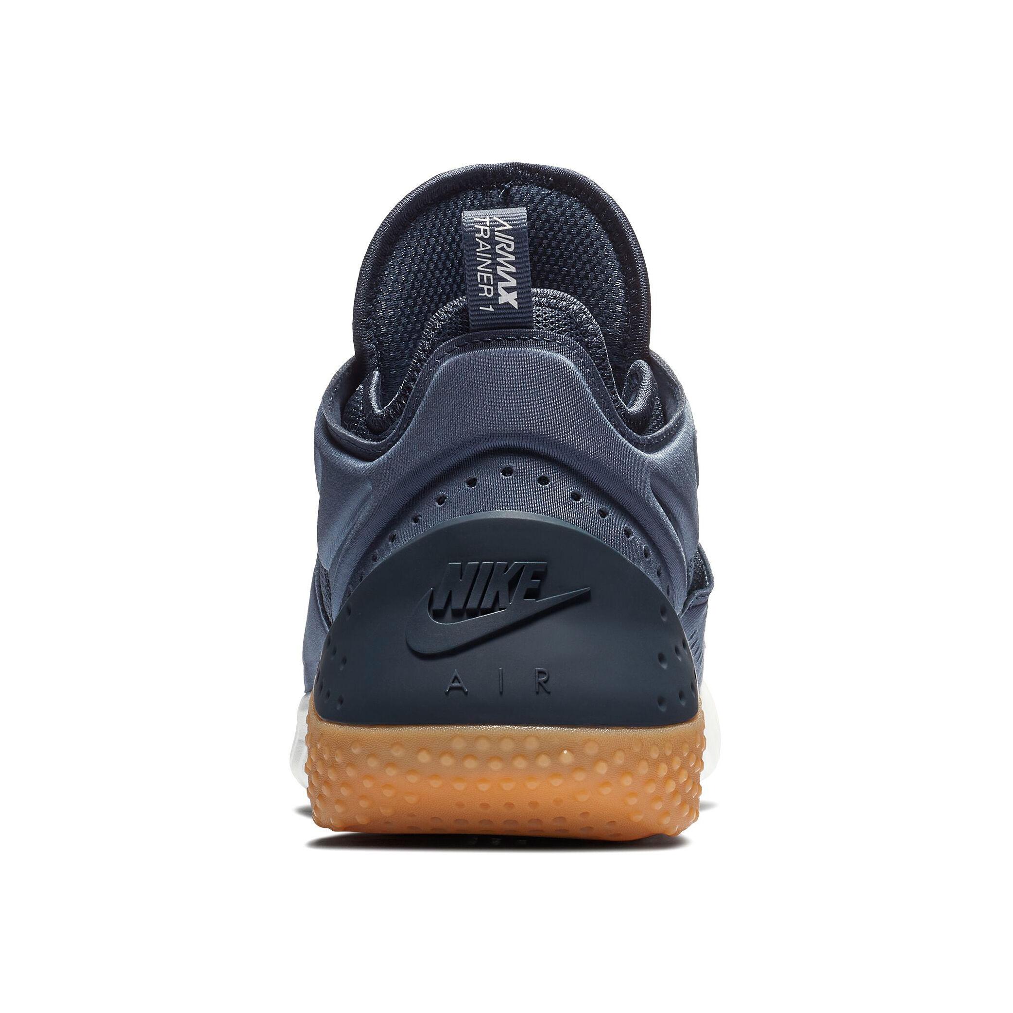Nike Air Max Fitnessschuh Herren Dunkelblau, Weiß online