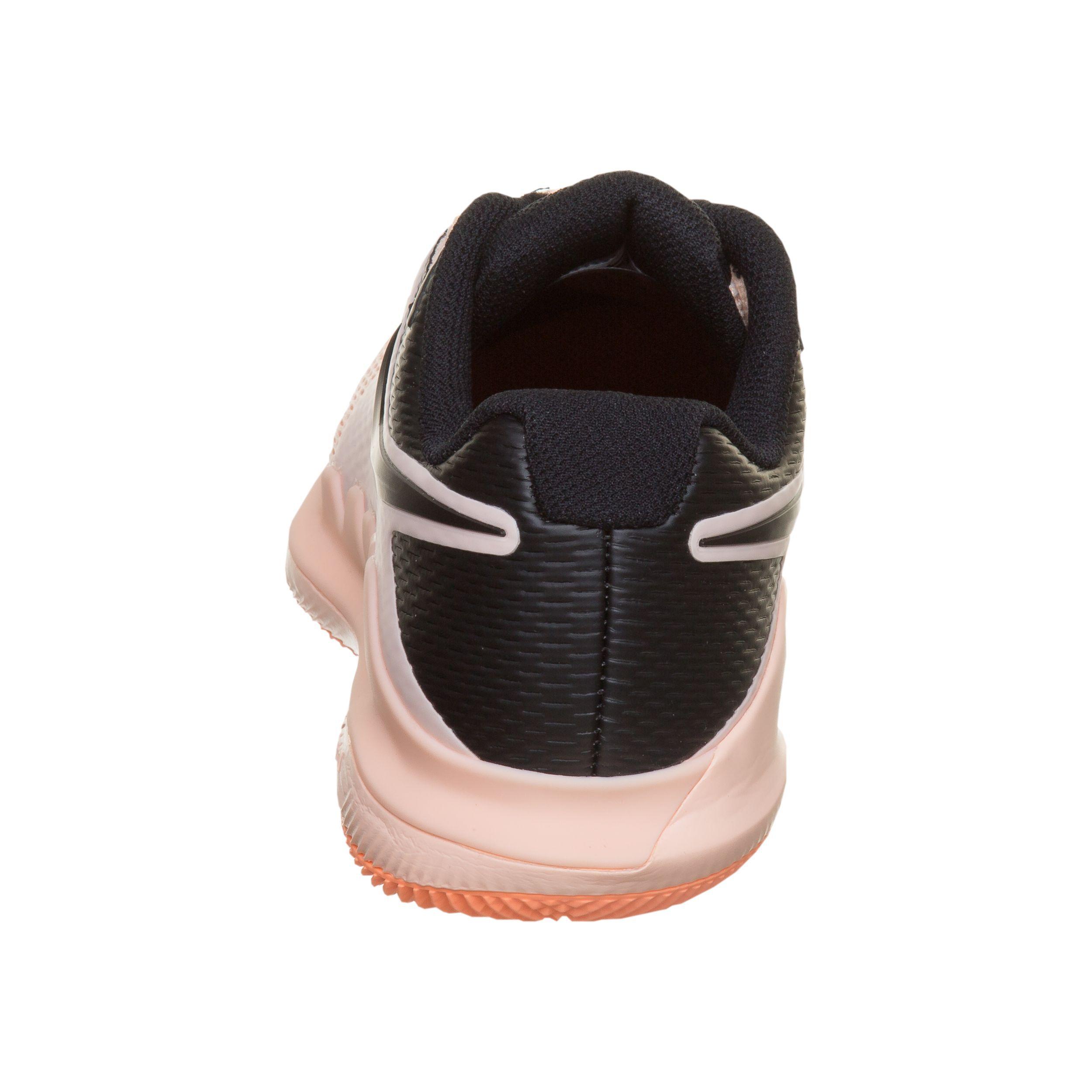 Nike Zoom Vapor X Allcourtschuh Damen Apricot, Schwarz