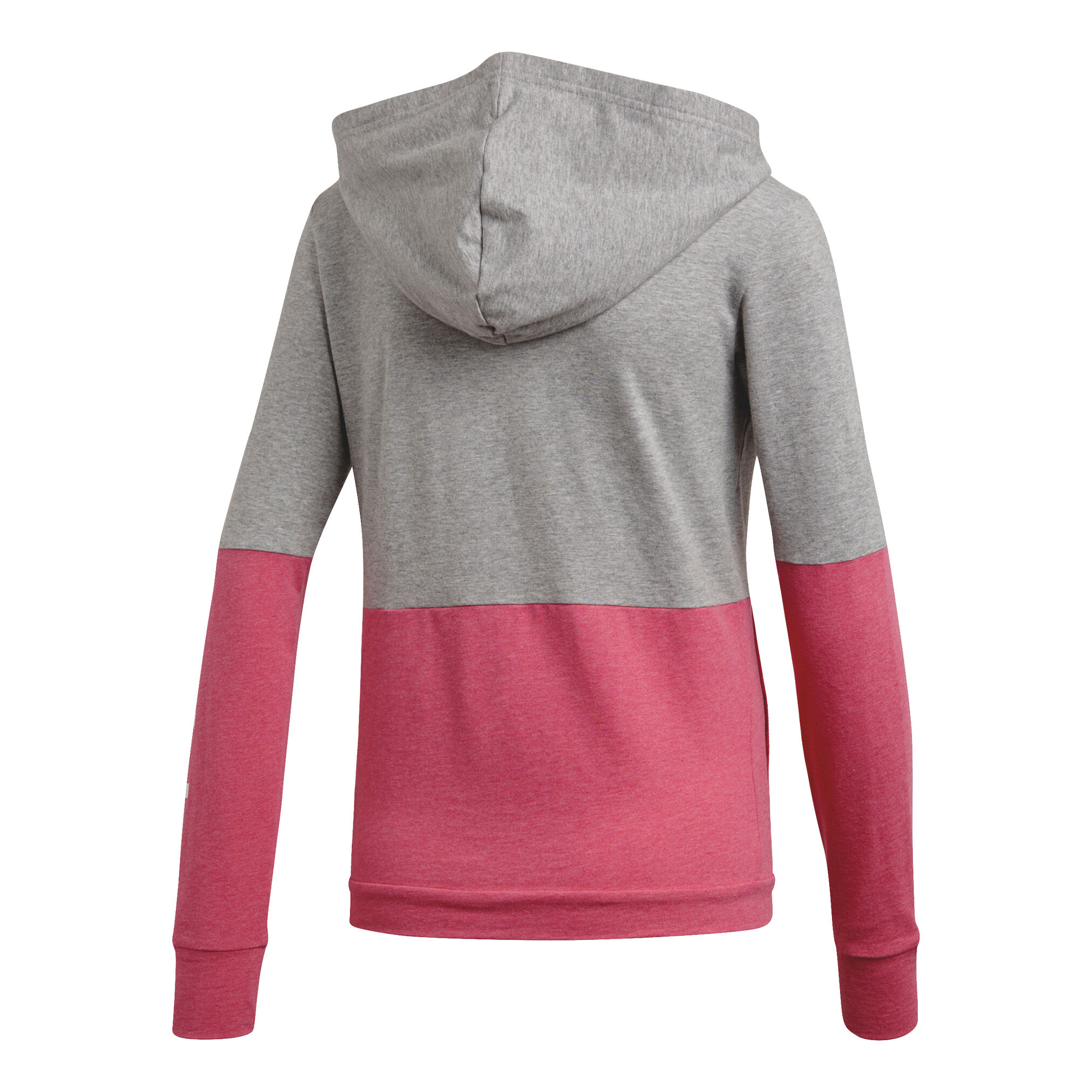 adidas Cotton Marker Trainingsanzug Damen Hellgrau, Rosa