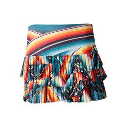 Hi-Desert Bloom Pleatd Skirt