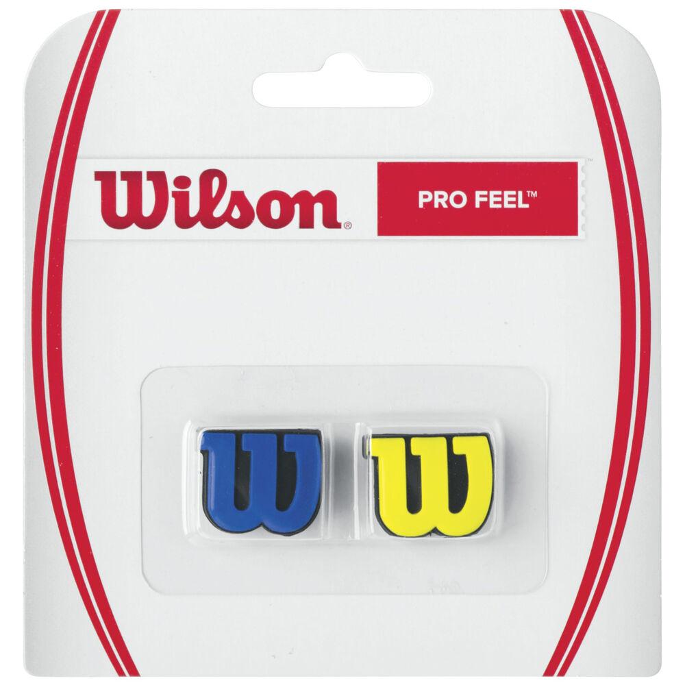 Wilson Pro Feel Dämpfer 2er Pack Dämpfer Größe: nosize WRZ537700