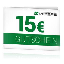 Gutschein 15 Euro