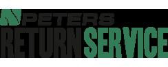 Tennis Peters Return Service